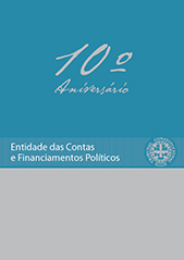 4 DE FEVEREIRO 2015 | 10º aniversário ECFP - Entidade das Contas e Financiamentos Políticos
